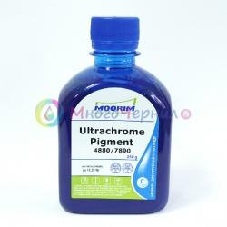 Чернила пигментные Moorim для Epson Ultrachrome K3/HDR/XD, Cyan, голубые, 250 мл