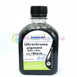 Чернила пигментные Moorim для Epson Ultrachrome K3/HDR/XD, Light Light Black, светло-серые, 250 мл