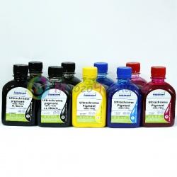 Чернила Ultrachrome K3 Vivid Magenta для Epson Stylus Pro/Photo R3000, 3880, 7890, 4880, 9890, R2400, 7800, R2880, 9880, 3800, 4800, 11880, 9800, 7880, wt7900, SureColor SC-P600, SC-P800,  SC-P807, SC-P607 пигментные, комплект 9 цветов по 250 мл, Moorim