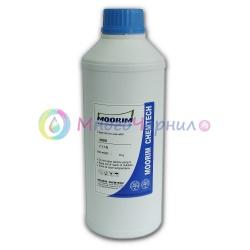 Чернила пигментные Moorim для Epson Ultrachrome K3/HDR/XD, Cyan, голубые, 1 литр
