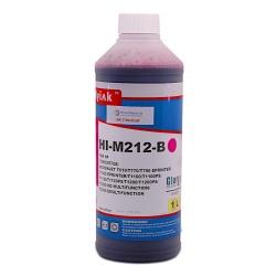 Чернила для заправки HP DesignJet T790, T795, T610, T770, T2300, T1200, T1300, T1100, T1120, T620 (для картриджей HP 72), пурпурные Magenta, Ninestar, 1 литр