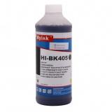 Чернила для заправки HP DesignJet T790, T795, T610, T770, T2300, T1200, T1300, T1100, T1120, T620 (для картриджей HP 72), матовые чёрные Matte Black, Ninestar, 1 литр