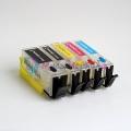 Нано-картриджи Bursten Nano 2 для Canon PIXMA MG6840, MG5740, TS5040, TS6040, (картриджи PGI-470, CLI-471) перезаправляемые, с чипами