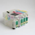 Перезаправляемые нано-картриджи Bursten Nano 2 для Epson WorkForce WF-7015, WF-7515, WF-7525, Stylus Photo SX525WD, SX535WD, SX620FW, B42WD, BX625FWD