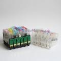 Перезаправляемые нано-картриджи Bursten Nano 3 для Epson P50, PX650, PX660, PX700, PX710W, PX720WD, PX730WD, PX800FW, PX810FW, PX820FWD, R265, R285, R360, R560, R585, RX685