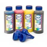 Чернила для Brother DCP-145C, DCP-195C, MFC-J6510DW, DCP-J315W, DCP-J525W, MFC-J5910DW, MFC-J6910DW, MFC-J825DW, MFC-J430W, MFC-J825DW, OCP, пигмент + водные, комплект 4 х 100 мл