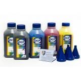 Чернила для Epson L800, L1800, L810, L815, L850 (Фабрика печати, T6731-T6736), водные, OCP комплект 6 x 500 мл