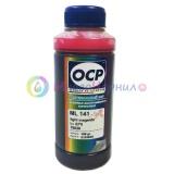 Чернила OCP ML 141 для Epson 1410, P50, T50, TX650, PX660, R270, R290, RX610, R390, 1500W, TX659, PX720WD, RX590, RX690, R295, T59, RX615, XP-960, PX730WD, TX800FW, TX700W (совм T0826 / T0806), светло-пурпурные Light Magenta, водные, 100 мл