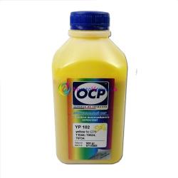 Чернила OCP для Epson YP 102 Yellow желтые пигментные 500 мл.