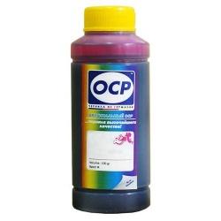Чернила пурпурные OCP M 162 для HP DeskJet Ink Advantage 3635, 2135, 4535, 1115, 3835, 3775, 4675, 3785, 3787 (картриджи 652, 664, 680), Magenta, водорастворимые, 100 мл