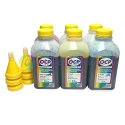 Чернила OCP для картриджей HP 72 HP DesignJet T790, T795, T610, T2300, T770, T1100, T1300, T1200, T1120, T620, комплект 6 x 500 гр.