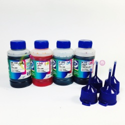 Чернила OCP для Epson L1455, L605, L368, L382, L386, L486 комплект 4 x 70 гр.