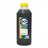 Чернила OCP для картриджей Yellow HP 72 (DesignJet T790, T610, T795, T2300, T770, T1300, T1200, T1120, T620, T1100), жёлтые, 9142 Y, 1000 гр.