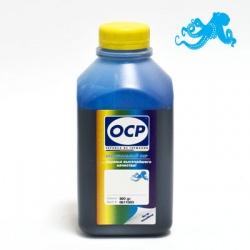 Чернила OCP для HP Designjet 500 (plus), 510, 111, 110 (plus/nr), 800, 500ps, 430, 70, 100, 120, Deskjet 1280, 5550, 1220, 6122, PSC 750, Photosmart 7150 (под картриджи 10, 13, 15, 20, 29, 40, 45, 82), OCP C 120 водные, голубые Cyan, 500 мл