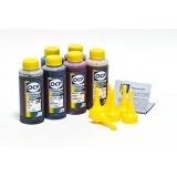 Чернила для HP DesignJet T790, T795, T610, T2300, T770, T1100, T1300, T1200, T1120, T620 OCP для картриджей HP 72 комплект 6 x 100 гр.