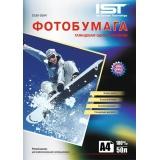 Фотобумага IST глянцевая односторонняя, A4 (21x29.7), 180 г/м2, 50 листов