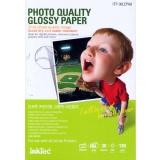 Фотобумага высокоглянцевая односторонняя (суперглянцевая), А6 (10,5x14,8), InkTec ITP-30LEPA6, 190 г/м2, 30 листов