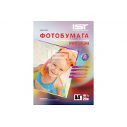 Фотобумага IST Premium полуглянцевая односторонняя A4 (21 x 29.7 см), 190г/м2, 20 листов