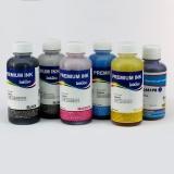 Чернила для Canon PIXMA TS8140, TS8240, TS8340, TS9140 (для заправки картриджей PGI-480, CLI-481), InkTec + Ninestar, пигментные + водные, комплект 6 цветов по 100 мл