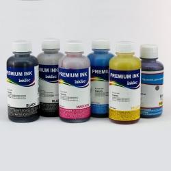 Чернила для Canon PIXMA MG6140, MG6240, MG8140, MG8240 (для заправки картриджей PGI-425, CLI-426), InkTec + Ninestar, пигментные + водорастворимые, комплект 6 цветов