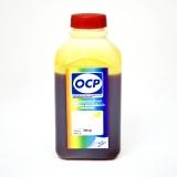 Чернила OCP для HP OfficeJet Pro K8600, K5400, K550, L7580, L7480, L7680, L7590, L7780 (под картриджи 18, 88), OCP Y 126 водные, жёлтые Yellow, 500 мл