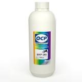 Чернила черные OCP для HP Officejet Pro 8100, 8600, 6700, 6100, 6600, 7110, 7510, 7610, 7612, 7512 (для картриджей HP 932, 933, 933XL, 950, 950XL) Black, пигментные, литровые, 1000 мл