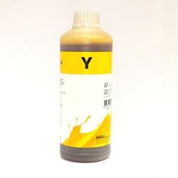 Чернила для HP PageWide PW 352dw sfp, MFP 377dw, Pro 477dw, 452dw, P57750dw MFP, P55250dw (заправка картриджей HP 973X, 913A), пигментные InkTec H4973-01LY Yellow желтые, 1000 мл (1 литр)