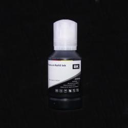 Чернила для Epson L4160, L4150, L4167, L6160, L6170, L6190, L14150, ET-2700, ET-2750, ET-3700 Series, ET-3750, ET-4550, ET-4750, ET-16500 (Фабрика Печати Ecotank), InkStar пигментные, с KeyLock, чёрные Black, 127 мл