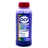 Чернила черные OCP пигментные для Canon PIXMA MG6340, IP8740, iX6840, MG7140, iP7240, MG5440, MG5540, MG6440, MG5640, MG6640, MG7540, MX924, объем 100гр