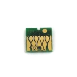 Чип для картриджей к Epson WorkForce Pro WF-M5690DWF, WF-M5190DW (T8651), чёрный Black, размер под оригинальный картридж, одноразовый