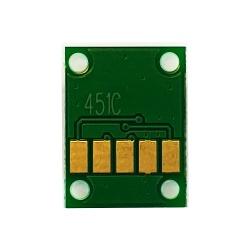 Чип для Canon PIXMA iP7240, MG5440, MG5540, MG6440, MG6640, MX924, iX6840, MG7140, MG6340, iP8740, MG7540, Cyan (синий/голубой), не обнуляемый для картриджей, ПЗК, СНПЧ