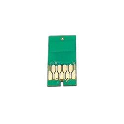 Чип для картриджей (ПЗК/ДЗК) для Epson SureColor SC-P7000, SC-P9000, SC-P7000V, SC-P9000V + модели Spectro (T824B / T804B / C13T824B00 / C13T804B00), зелёный Green
