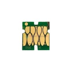 Чип для Epson WorkForce Pro WF-C8190DW, WF-C8690DWF (под ориг. T04A1 / T04B1 / T04C1), для ПЗК (перезаправляемых картриджей), одноразовый, чёрный Black