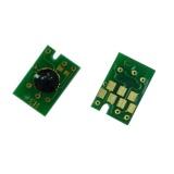Чип для перезаправляемых картриджей (ПЗК/ДЗК) к Epson Stylus Pro 7800, 9800 (совм. T5634/T5624), жёлтый Yellow
