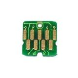 Чип для Epson SureColor SC-F6200 HDK, SC-F7200 HDK, SC-F9200 HDK, SC-F9300 (совм. T741X), чёрный High Density Black, одноразовый