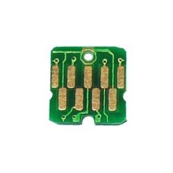 Чип для Epson SureColor SC-F6000, SC-F6200 nK/HDK, SC-F7000, SC-F7100, SC-F7200 nK/HDK, SC-F9200 nK/HDK, SC-F9300 (совм. T7412), голубой Cyan, одноразовый