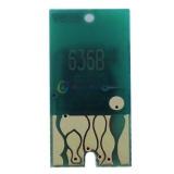 Чип для картриджей плоттеров Epson Stylus Pro 7900/9900, Green (T596B/T636B/T597B)