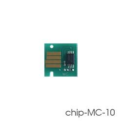 Чип для памперса к Canon MC-10 1320B014, MC-16 1320B010, MC-05 1320B003, MC-07 1320B008, MC-08 1320B006, MC-09 1320B012, MC-04, не обнуляемый, одноразовый (для емкости с отработанными чернилами)