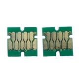 Чипы для картриджей к Epson WorkForce WF-100, WF-110, WF-100W, EC-C110 (чёрный 215 и цветной 215, для рынка США и Канады), одноразовые, 2 штуки