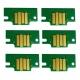 Чипы для Canon imagePROGRAF iPF670, iPF770, картриджи PFI-107 , комплект 6 цветов