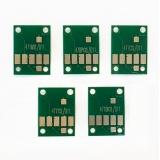 Чипы для картриджей, ПЗК и СНПЧ для Canon PIXMA MG6840, MG5740, TS5040, TS6040 (PGI-470, CLI-471), не обнуляемые, комплект 5 цветов