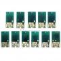 Чипы картриджей для Epson Stylus Pro 7900 и 9900, комплект 11 цветов