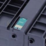 Чип для картриджей к Epson WorkForce Pro WF-M5690DWF, WF-M5190DW (T8651), чёрный Black, размер под неоригинальный картридж, одноразовый