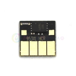 Чип для HP OfficeJet Pro 8210, 8710, 7740, 7720, 7730, 8720, 8730, 8725, 8218, 8715, 8740 (совм. HP953, F6U14AE, F6U18AE), совместимый, авто обнуляемый, жёлтый Yellow