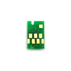 Чип для картриджа (ПЗК/ДЗК) к Epson SureColor SC-P800 (T8504), одноразовый, жёлтый Yellow