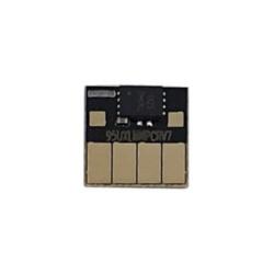 Чип для HP OfficeJet Pro 8210, 8710, 7740, 7720, 7730, 8720, 8730, 8725, 8218, 8715, 8740 (совм. HP 953, F6U13AE, F6U17AE), совместимый, авто обнуляемый, пурпурный Magenta, без ограничений по дате производства принтера