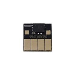 Чип для HP OfficeJet Pro 8210, 8710, 7740, 7720, 7730, 8720, 8730, 8725, 8218, 8715, 8740 (совм. HP953, F6U14AE, F6U18AE), совместимый, авто обнуляемый, жёлтый Yellow, без ограничений по дате производства принтера