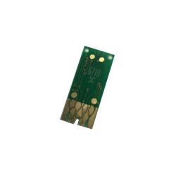Чип для памперса T6710 (C13T671000) к Epson WorkForce Pro WF-M5690DWF, WF-M5190DW, WF-5620DWF, WF-5110DW, WP-4015DN, WF-R5690DTWF, WF-R5190DTW, WP-4025DW, WP-4095DN, WP-4515DN, WP-4525DNF, WP-4535DWF, WP-4595DNF, не обнуляемый, одноразовый