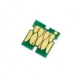 Чип для Epson WorkForce Pro WF-4720DWF, WF-4725DWF, WF-4730DTWF, WF-4740DTWF (под ориг. T3594 35XL, регион Европа), для заправленных и перезаправляемых картриджей ПЗК, одноразовый, жёлтый Yellow