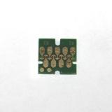 Авто-чип для ПЗК к Epson Expression Premium XP-6000, XP-6005, XP-6100, XP-6105 (совм. T02E1, T02G1), автоматически обнуляемый, чёрный Black